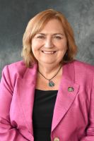 Councillor Anne Lawson (PenPic)